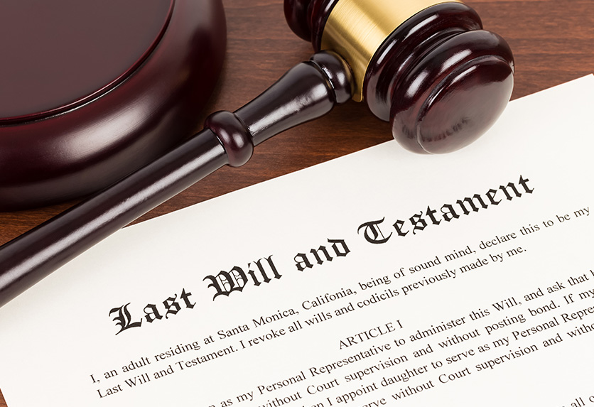 Probate Litigation