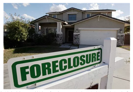 South Florida Has Second Highest Foreclosure Rate in United States