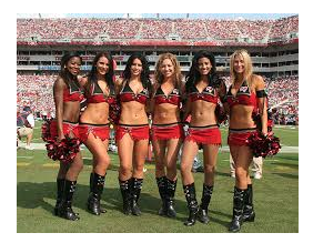 Tampa Bay Buccaneers Cheerleader Files Claim for Unpaid Wages