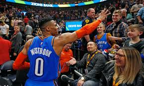 Fan Banned by Utah Jazz for Heckling Russell Westbrook has Sued Team and Westbrook